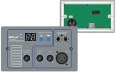 Bild von T-8000B | Fernbedienungsmodul mit LINE/MIC Eingang für T-8000, Aluminium
