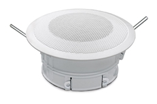 Bild von DL-P06-100/T | Deckeneinbau-Lautsprecher, 6 Watt, 100mm, Polymer