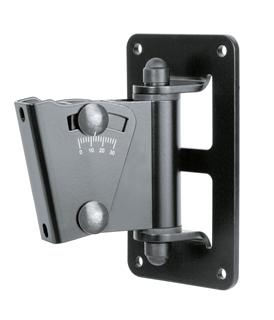Bild von Bracket Magnus C bl | bewegliche Wandhalterung 24471 inkl. Adapterplatte für Magnus compact, schwarz