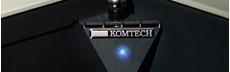Bild von SKYTOWER LED | Blaue LED Beleuchtung für Skytower