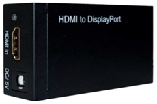 Bild von HDMIFDPF   HDMI Konverter Buchse female IN auf Display Port Buchse female OUT, aktiv