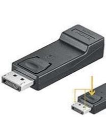 Bild von DPMHDMIF | Display Port Adapter Stecker male auf HDMI Buchse female