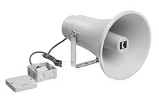 Bild von DK30/T-EN54 | Druckkammerlautsprecher, 30 Watt, IP66, Zertifizierung gemäss EN 54-24