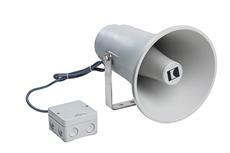 Bild von DK15/T-EN54 | Druckkammerlautsprecher, 15 Watt, IP66, Zertifizierung gemäss EN 54-24