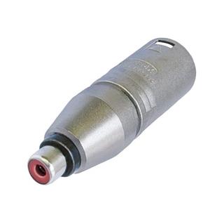 Bild von NA2MPMF | Adapter XLR male auf Cinch female