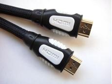 Bild von HDMI20N | 20m High Speed HDMI Kabel 1.4 mit Ethernet, PVC mit Nylongeflecht