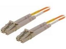 Bild von LWL_P2FSMLC | _m Patchkabel 2 Fasern single mode 9/125µm APC, beidseitig konfektioniert mit LC-Duplex Stecker