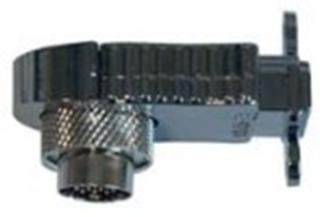 Bild von ICDHDMI F | Installationsadapter 90° digital 19pol. auf HDMI Einbaubuchse