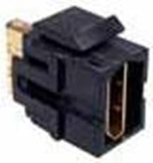Bild von KST HDMI sw | Keystone HDMI Durchführung f/f schwarz