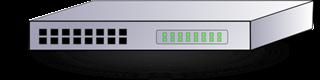 Bild von SWITCH26POE   24+2 Port (PoE+) managed Gigabit Switch