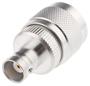 Bild von BNCF NM | BNC Buchse auf N Stecker Adapter 50 Ohm, 4 GHz