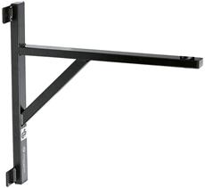 Bild von Bracket Ausleger 241 | Wandhalterung/Ausleger 241 für Magnus compact 12/15, Touringstick und (i)Flex Serie, schwarz